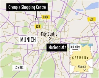 Munich-Map
